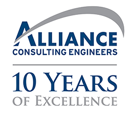 Alliance Consulting Engineers, Inc. celebrates its 10th anniversary of client service.